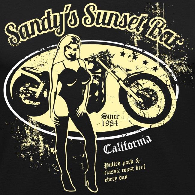 Sandy´s Sunset Bar California