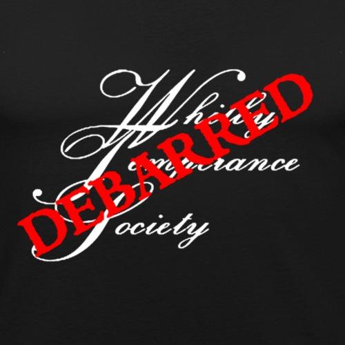 Whitby Temperance society - Men's Slim Fit T-Shirt