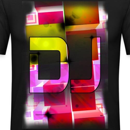 DJ by Florian VIRIOT - T-shirt près du corps Homme