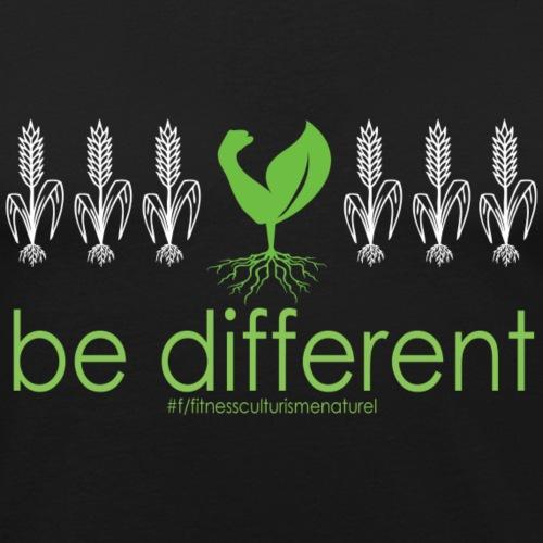 Be Different FCN - T-shirt près du corps Homme
