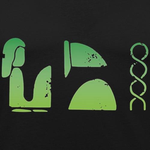 KEK - Kekistan - Männer Slim Fit T-Shirt