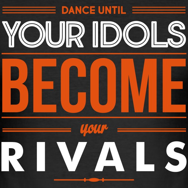 Dance become rivals