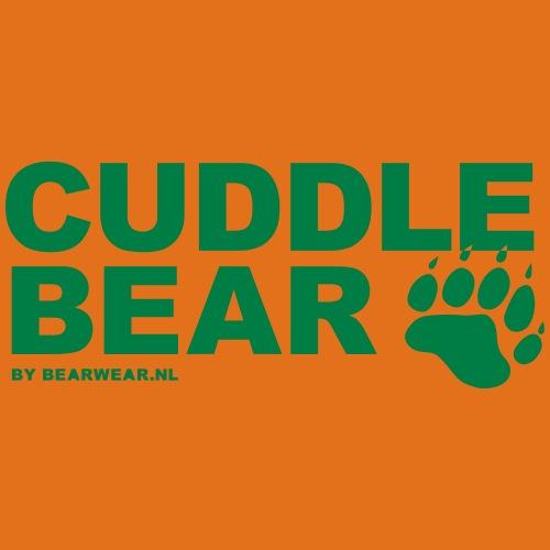 Cuddle Bear - Men's Slim Fit T-Shirt