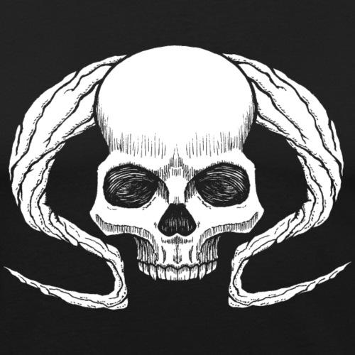 Aries Skull - T-shirt près du corps Homme