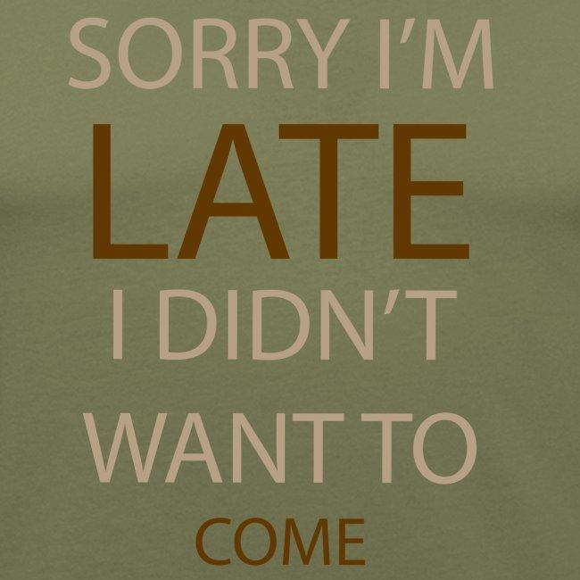Sorry im late