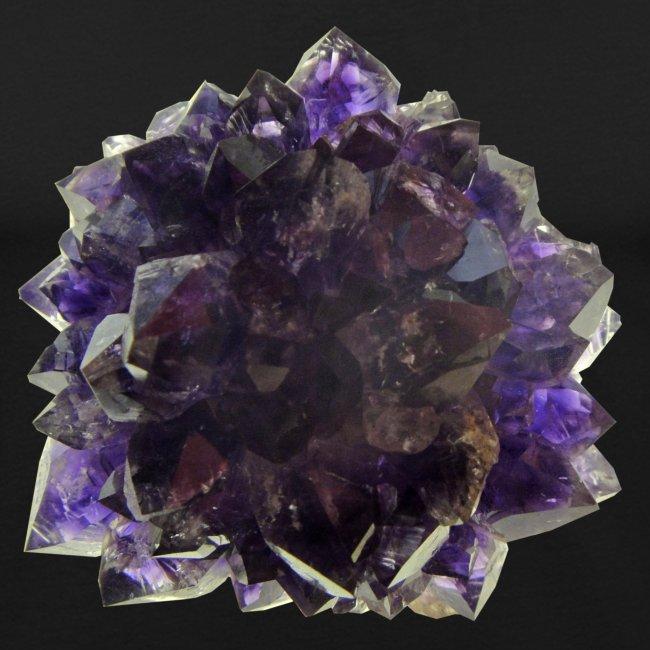 Amethyst Quarz Mineral Kristall Schmuckstein