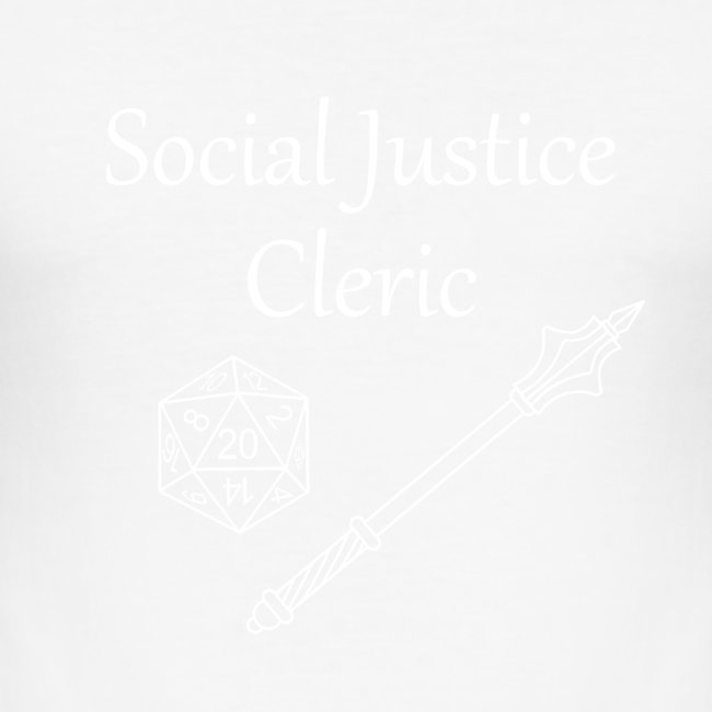 Social Justice Cleric