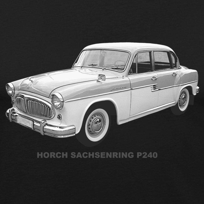 Horch Sachsenring P240 Zwickau DDR