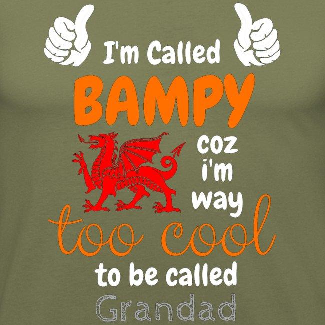 I'm Called BAMPY - Cool Range