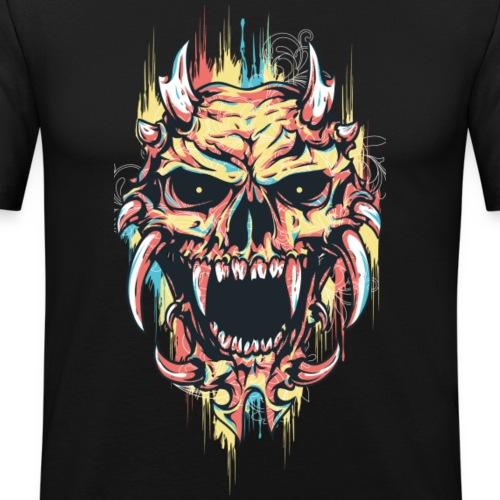 Teufel - Männer Slim Fit T-Shirt