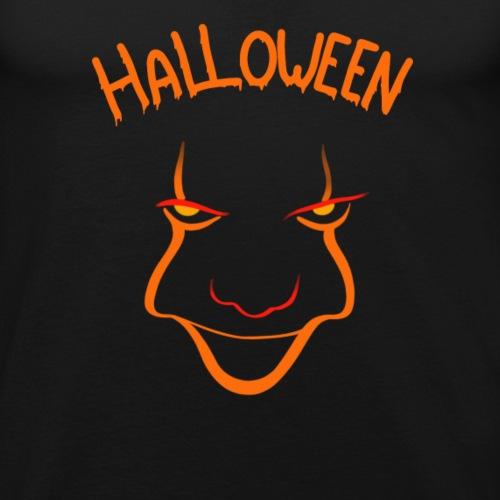 le clown Halloween