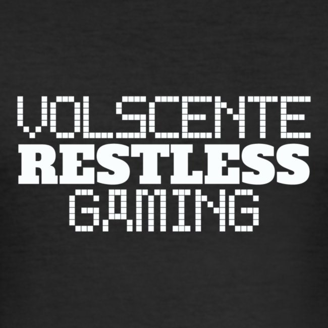 Volscente Restless Logo W