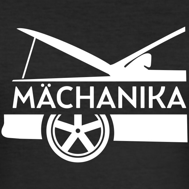 Vorschau: Mechanika - Männer Slim Fit T-Shirt