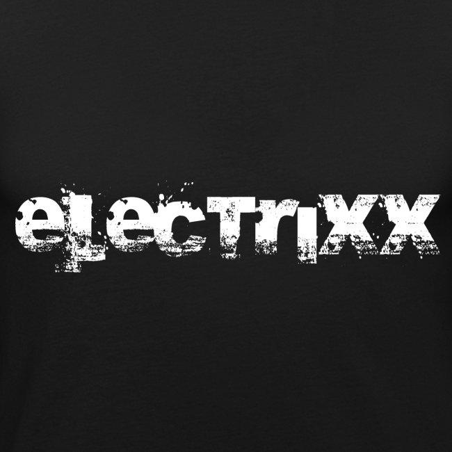 electrixx logo white