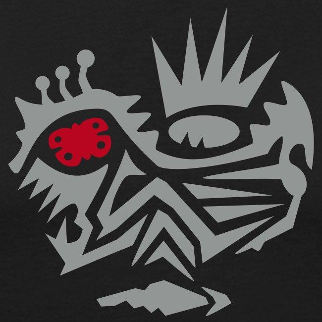 Skull Tribal 2