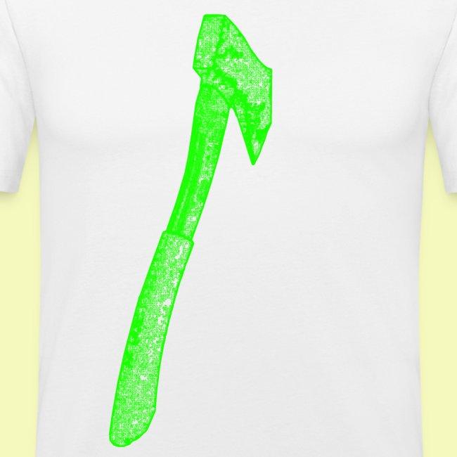 Axt Grün