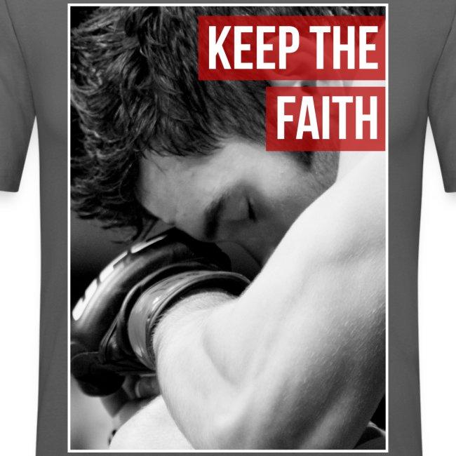 Keep the Faith UFC Shot