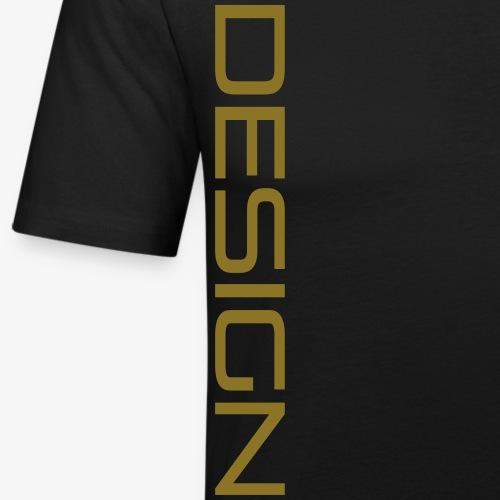 écriture dg - T-shirt près du corps Homme