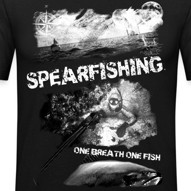 One breath, one fish