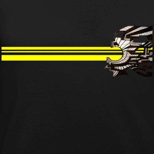 king kong lion king 1280 800 - Männer Slim Fit T-Shirt