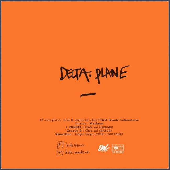 Cover Back delta. plane