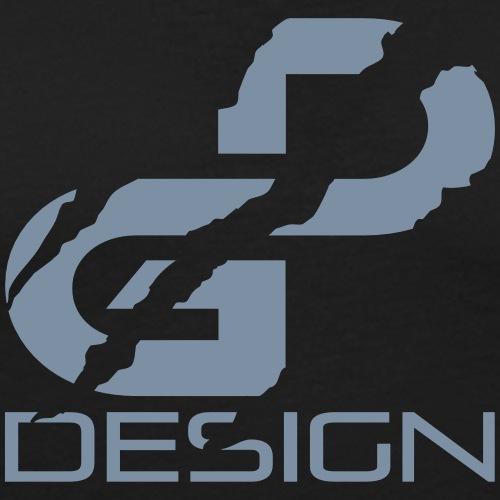 logo griffé - T-shirt près du corps Homme