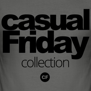casual friday - Männer Slim Fit T-Shirt