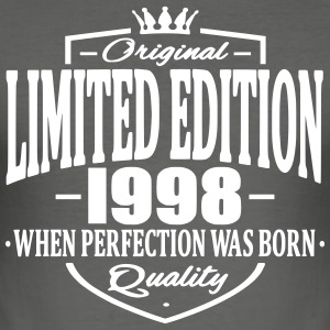 Limited edition 1998 - Men's Slim Fit T-Shirt