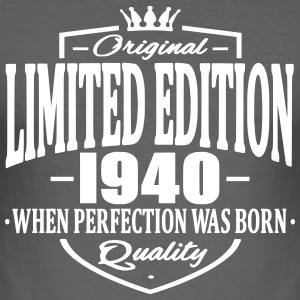 Limited edition 1940 - Men's Slim Fit T-Shirt