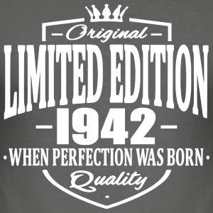 Limited edition 1942 - Herre Slim Fit T-Shirt