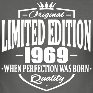Limited edition 1969 - Men's Slim Fit T-Shirt
