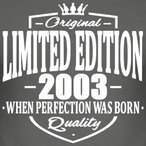 Limited edition 2003 - Men's Slim Fit T-Shirt
