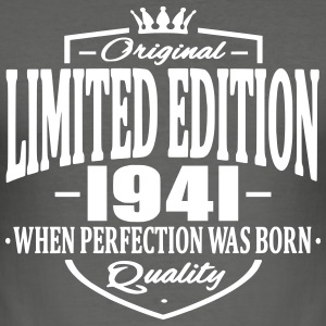 Limited edition 1941 - Männer Slim Fit T-Shirt
