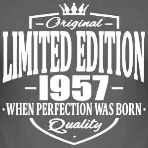 Limited edition 1957 - Men's Slim Fit T-Shirt