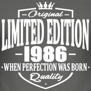 Limited edition 1986 - Slim Fit T-skjorte for menn