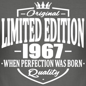 Limited edition 1967 - Men's Slim Fit T-Shirt