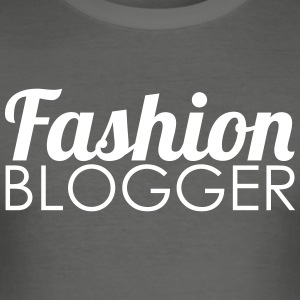 Fashion Blogger - Slim Fit T-shirt herr