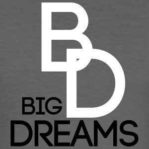 BIGDREAMS - Tee shirt près du corps Homme