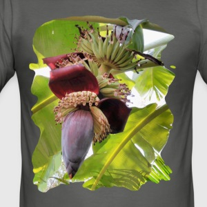 Bananenbluete - Men's Slim Fit T-Shirt