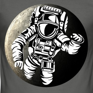 SciFi - Space Adventure - Tee shirt près du corps Homme
