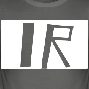 IR - Slim Fit T-skjorte for menn
