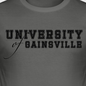 University of Gainsville - Herre Slim Fit T-Shirt