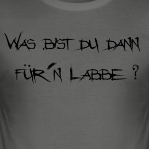 Labbe - Männer Slim Fit T-Shirt