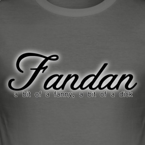Scottish Banter - Fandan - Men's Slim Fit T-Shirt