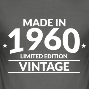 Made in 1960 - Limited Edition - Vintage - Men's Slim Fit T-Shirt