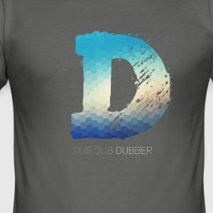 dub dubber muziek dubbing mc mix App dans D - slim fit T-shirt