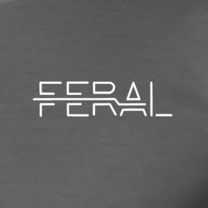 Feral-0 - Slim Fit T-skjorte for menn