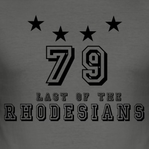 Rhodie 79 LOTR - slim fit T-shirt