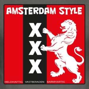 Amsterdam style 2 - Men's Slim Fit T-Shirt