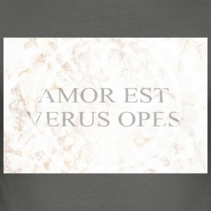 Amor - Men's Slim Fit T-Shirt